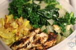 Squash, Kale & Chicken