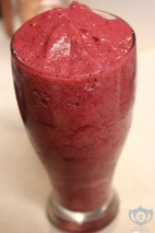 Berry, Banana & AppleJuice Smoothie