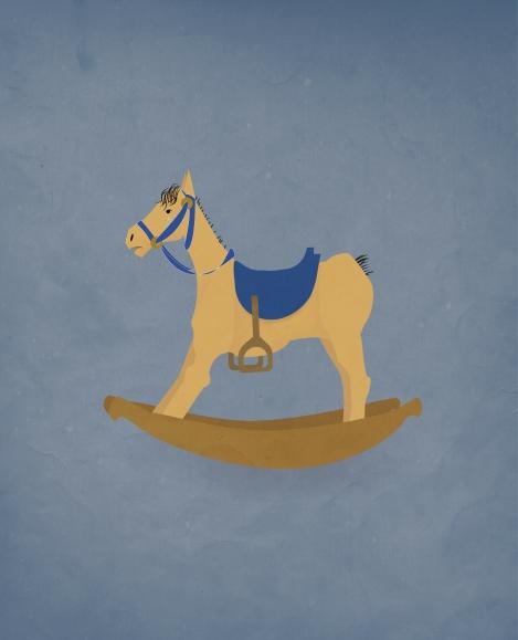 rocking horse copyz