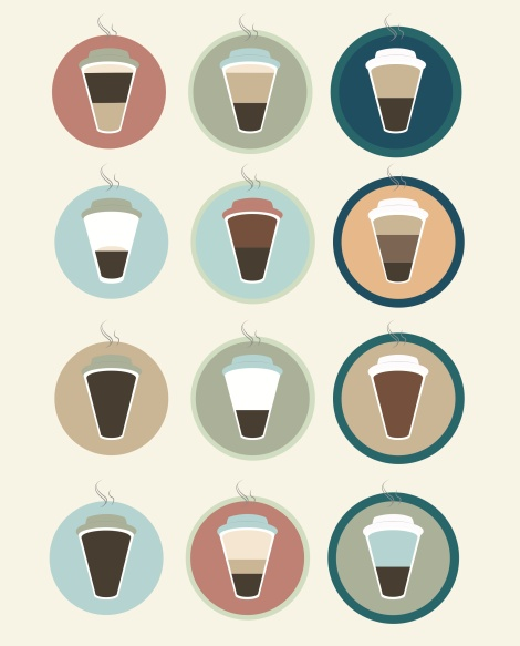 coffee icons2